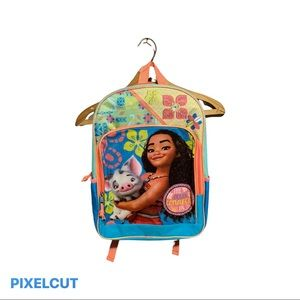 Disney Moana book bag, NEW, adjustable straps